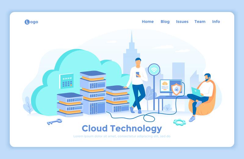 cloud technology services image