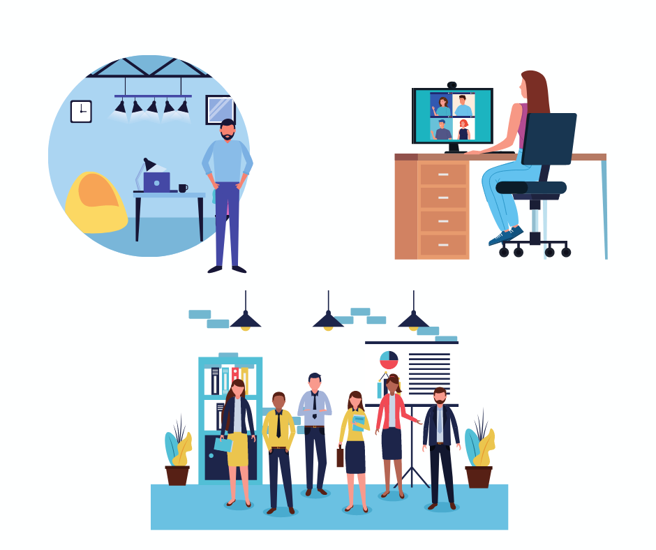 Office vs Remote vs Hybrid: Which is Right for You?